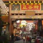 Kuching Waterfront Bazaar and Carpenter Street